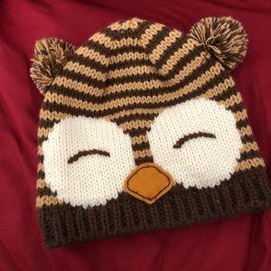 owl toboggan